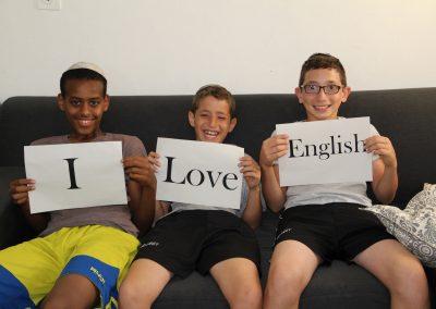 Familyhouse Sa'ad – Shalom everyone