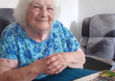 Holocaust Überlebende – Der Scheck, der den kleinen Unterschied ausmacht