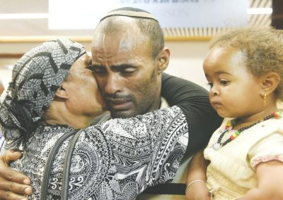 27,000 new immigrants arrived in Israel