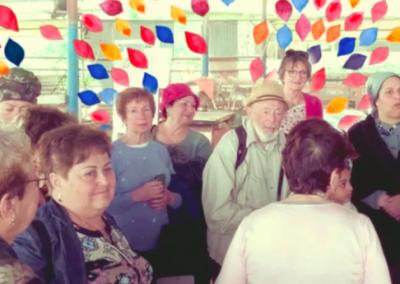 Een dagje uit met Holocaust-overlevenden