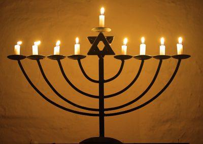 Blessed Hanukkah