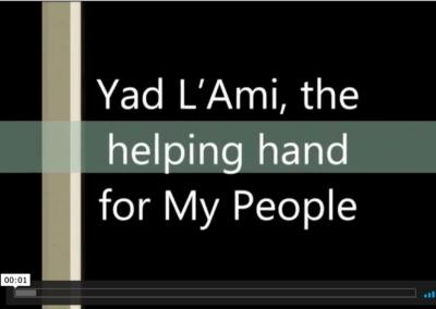 Dankvideo Yad l'Ami